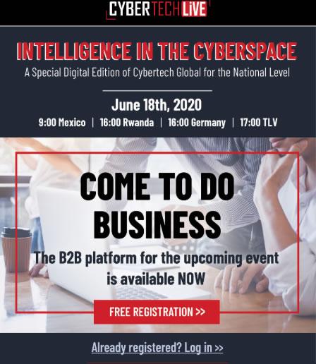 Afiche del evento